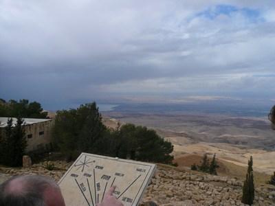 Ziemia Święta - Góra Nego