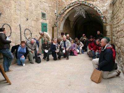 Ziemia Święta - Jerozolima - Droga Krzyżowa