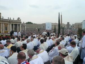 Beatyfikacja Jana Pawła II - wyjazd duszpasterstwa przedsiębiorców