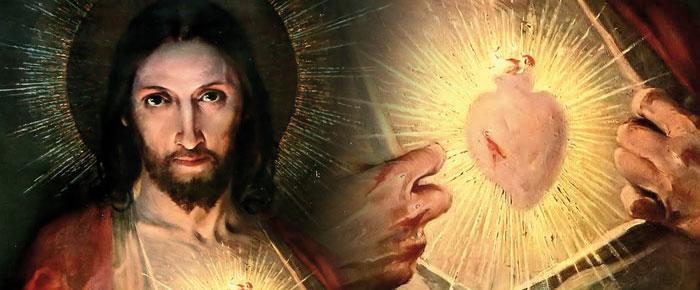 W promieniach Bożej miłości